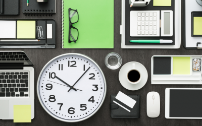 Discover the 5 productivity tips top entrepreneurs live by